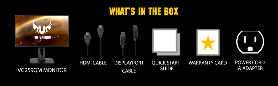 """ASUS, TUF, Gaming Monitor, 280hz monitor, 25"""" monitor, 24"""" monitor,"""