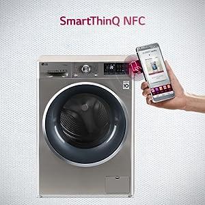 SmartThinQ NFC