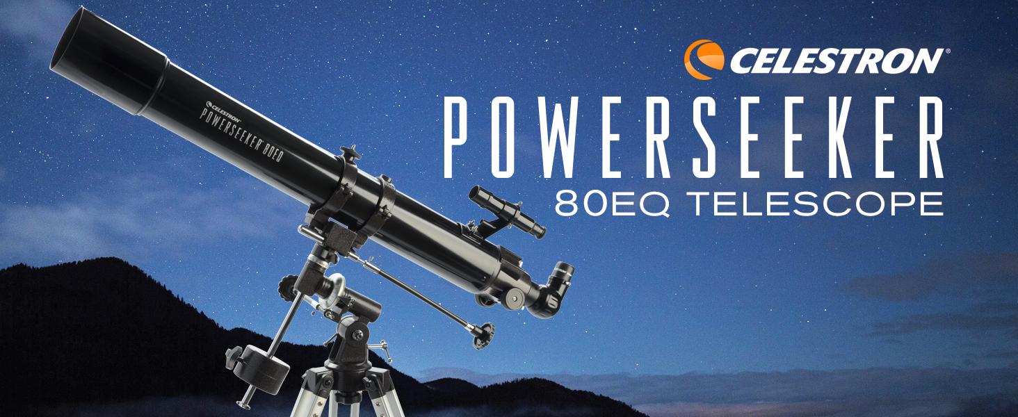 PowerSeeker 80EQ