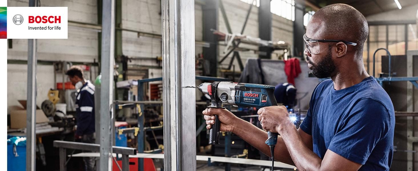 bosch professional, hss, metal, drill driver