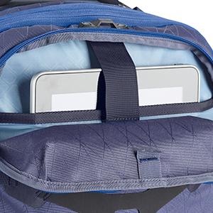 tablet storage, tech storage, tech sleeve, tech travel, padded tablet sleeve