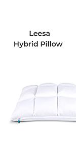 Hybrid Pillow Leesa
