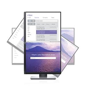 "Amazon.com: Dell P Series 21.5"" Screen LED-Lit Monitor Black (P2219H):  Computers & Accessories"