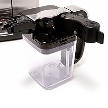 Removable Milk Carafe