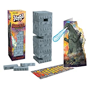 JENGA: Godzilla