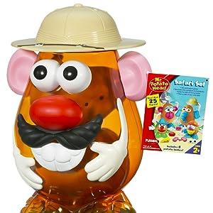 Potato Head Safari Theme (Hasbro 20335786): Amazon.es: Juguetes y juegos