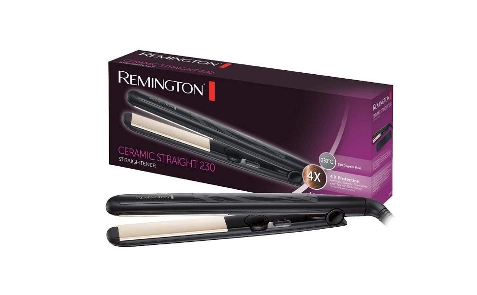 Remington Stijltang Ceramic Straight 230 S3500, Antistatisch