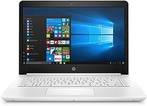"""[Ancien Modèle] HP 14-bp000nf PC Portable 14"""" Blanc (Intel"""