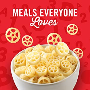 Kid friendly meals for picky eaters – Chef Boyardee Meals everyone loves