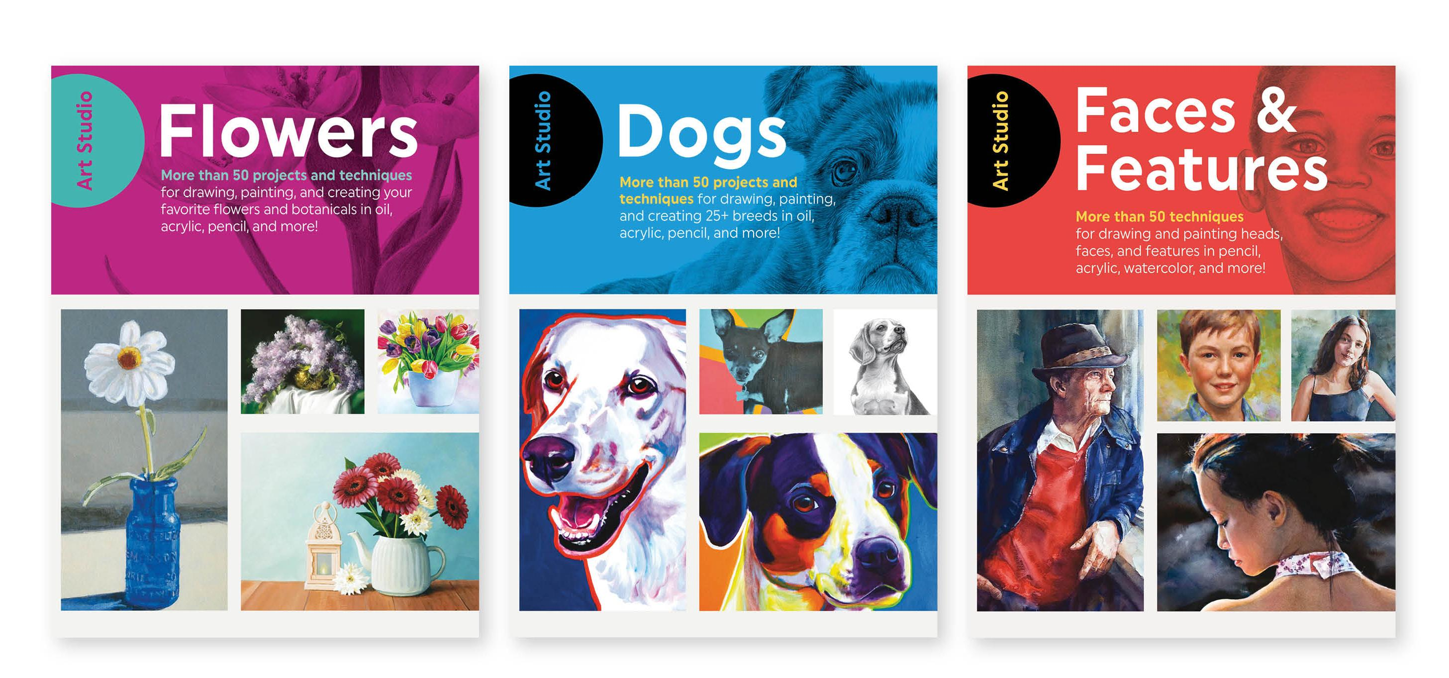 Art Studio Dogs More Than 50 Projects And Techniques For