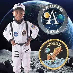 Jr Astronaut Suit Apollo 11