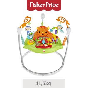 Fisher Price Saltador Animalitos De La Selva