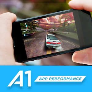 A1 qualified - for faster app performance