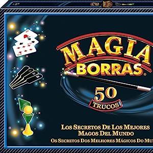Borras - Magia Borras Clásica 50 Trucos, a partir de 7 años (Educa 24047): Amazon.es: Juguetes y juegos