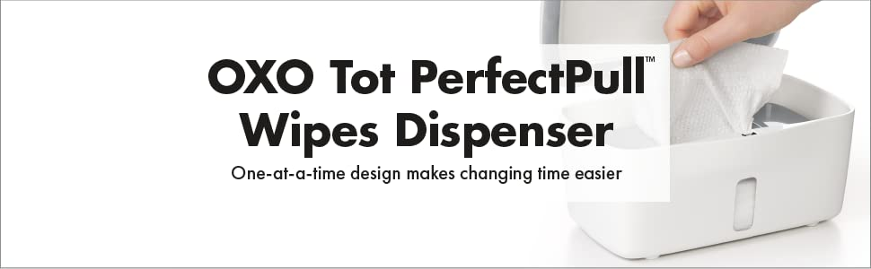 Amazon Com Oxo Tot Perfect Pull Wipes Dispenser Baby