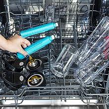 BPA free. El compromiso de Cecotec con el medioambiente es indudable. Los vasos de la batidora Power Titanium ...