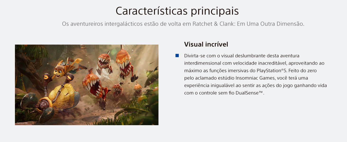 ratchet,clank,aventura,exclusivo,ps5