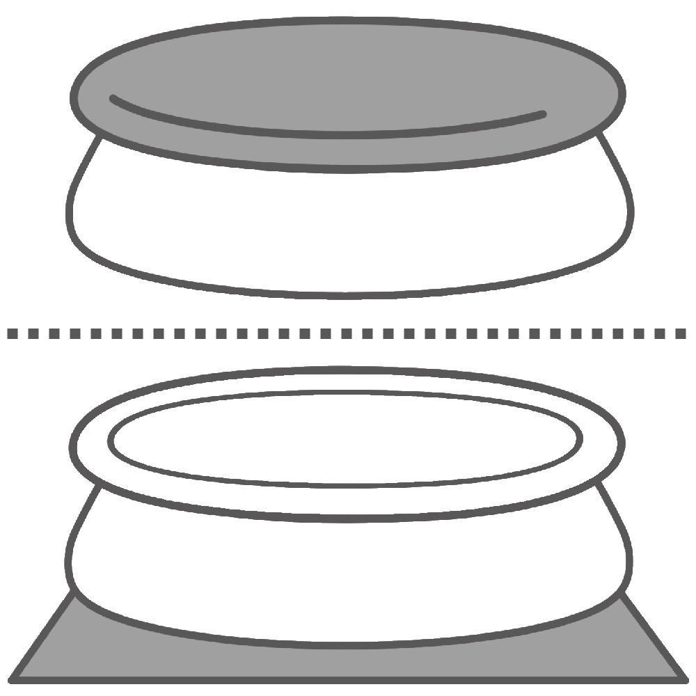 jilong marin blue rundpool set 450x90 cm mit becken pumpe leiter abdeckplane bodenplane quick. Black Bedroom Furniture Sets. Home Design Ideas