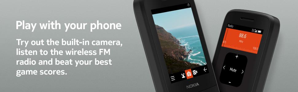 Nokia 225 4G Games