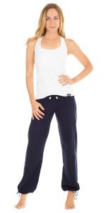 Winshape Femme Unisexe 4pocket Pants wh13/Dance Yoga Pilates Loisirs Sport Pantalon de surv/êtement