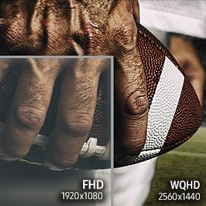 WQHD-Auflösung