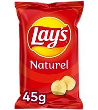 Lay's Naturel 45 gr