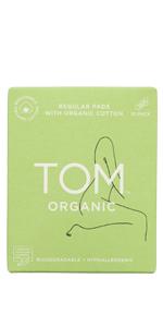 Organic Period Pads