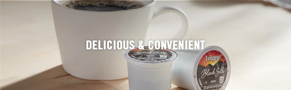Delicious and Convenient