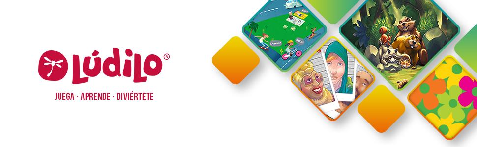 Sospechosos inusuales (Lúdilo) – Juego de Mesa cooperativo para Jugar en Familia o con amigosn Juegos de Mesa Familiares para Sacar a luz los prejuicios de la Gente: Amazon.es: Juguetes y juegos