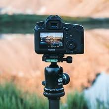 Super weiche Friktion - so macht Fotografieren Spaß