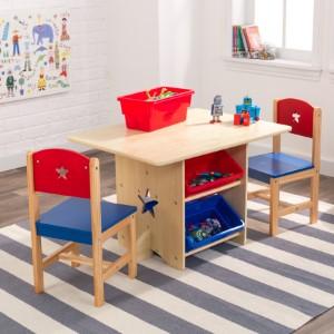 Ensemble table et chaises Étoile Kidkraft, Meubles KidKraft, Meubles pour enfants KidKraft