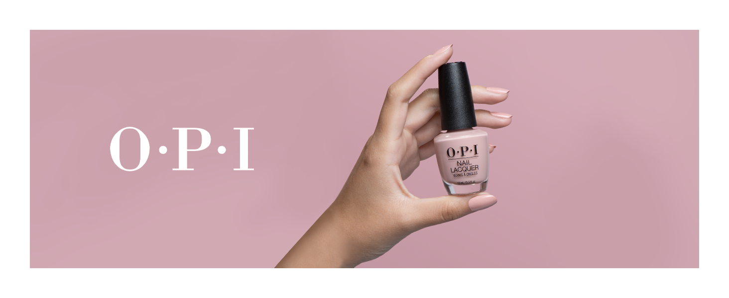 Amazon Com Opi Nail Polish Nail Lacquer Put It In Neutral Pink Nail Polish 0 5 Fl Oz Premium Beauty