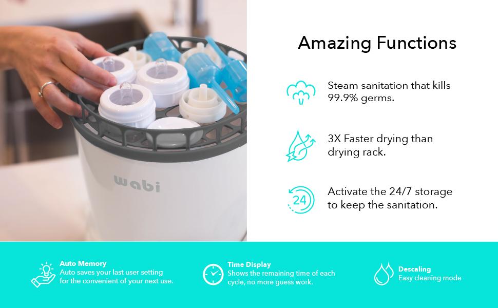 Wabi Steam Sterilizer