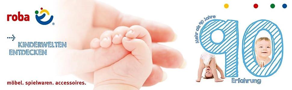 Roba Kinderzimmer Daniel Komplettzimmer 3 Teilig Mit Babybett