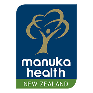 Logo Manuka Health Neuseeland