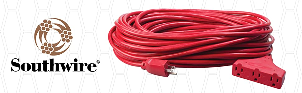 TriTap extension cord