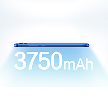 3,750mAh Enhanced Battery Life