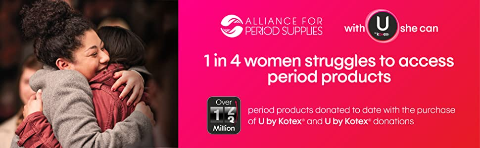 Alliance for period supplies