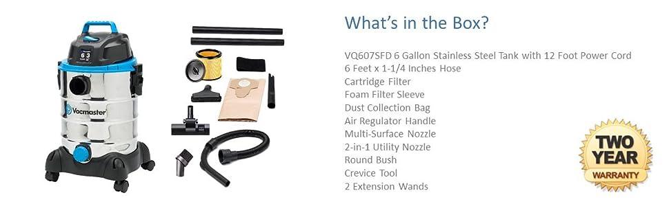 vacuum, shop vac, shopvac, wet dry, wet dry vacuum, 6 gallon, metal vacuum, steel vacuum, blower vac