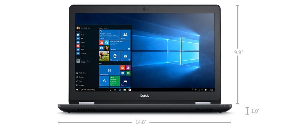 Amazon Com Dell 4d9gt Latitude E5570 15 6 Quot Laptop With