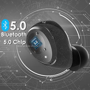 Bluetooth 5.0 Earbuds