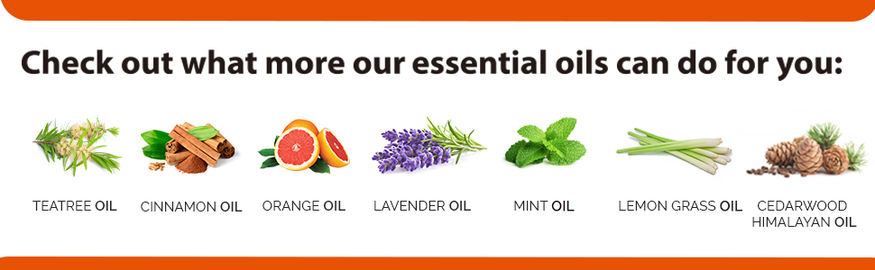 natural pure essential oil