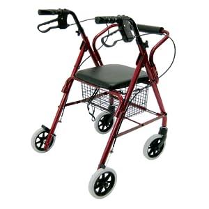 Amazon.com: Karman Healthcare r-4100 N-bd Junior – Andador ...