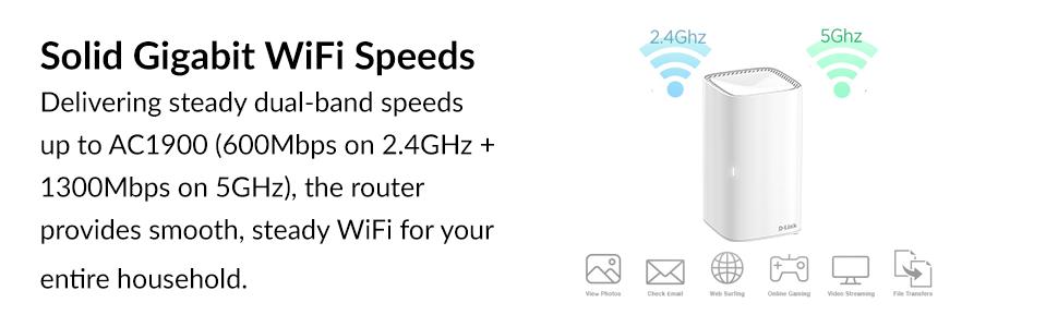solid gigabit speed ac1750 ac 1750 dual band