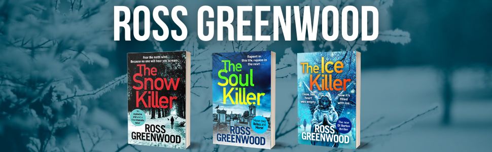 Ross Greenwood Ice Killer Banner
