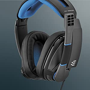 GSP 300 Closed acoustic gaming headset