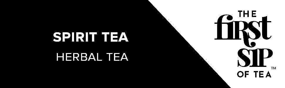 spirit herbal tea