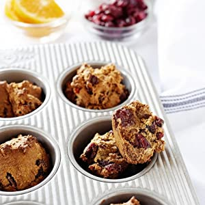 Cranberry Orange Muffins - Clean Treats For Everyone: Healthy Desserts And Snacks Made With Simple, Real Food Ingredients