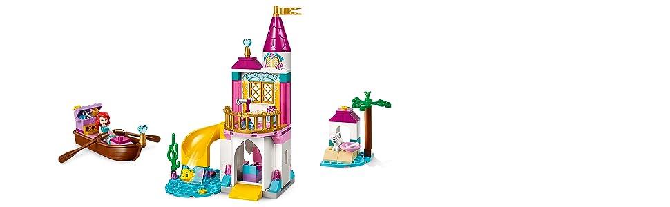 LEGO, Disney, Princess, Ariel