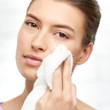 Rinse sensitive skin with warm water. Use up to 3 times a week.